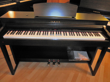 yamaha e piano clp 430 klavierverkauf. Black Bedroom Furniture Sets. Home Design Ideas