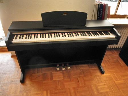 yamaha e piano arius ydp 162 klavierverkauf. Black Bedroom Furniture Sets. Home Design Ideas