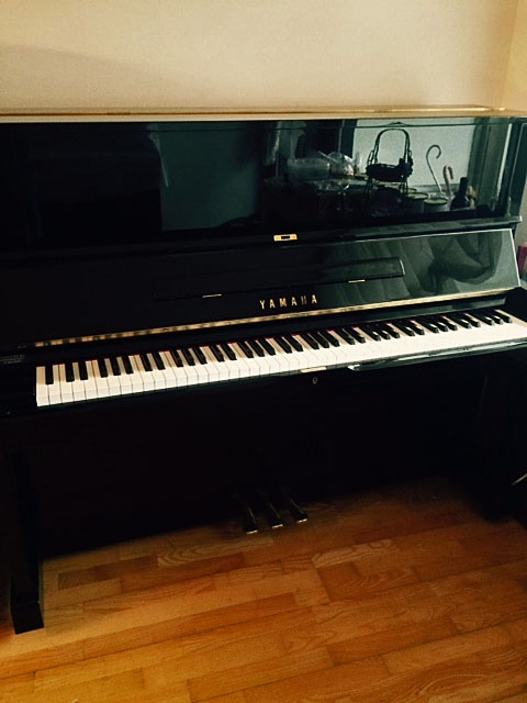 yamaha modell yus klavierverkauf klavierunterricht. Black Bedroom Furniture Sets. Home Design Ideas