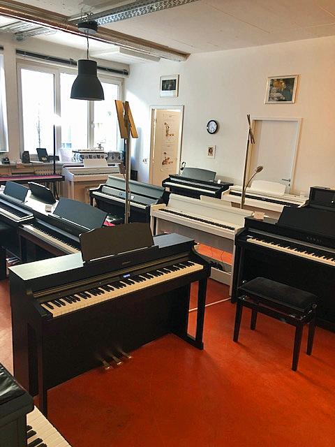 Showroom in München